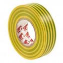 PVC. izoliacinė juosta Scapa 2702 15mm x 10m žalia geltona