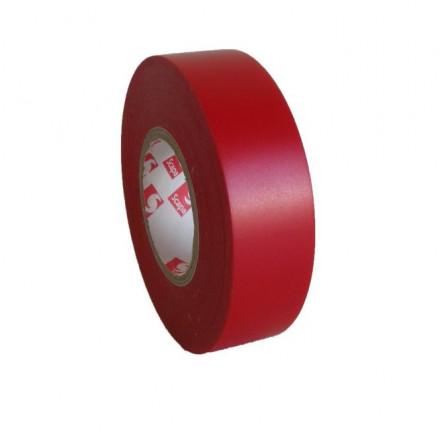 PVC. izoliacinė juosta Scapa 2701 15mm x 10m raudona
