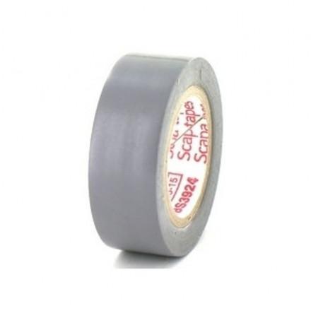 PVC. izoliacinė juosta Scapa 2701 15mm x 10m pilka