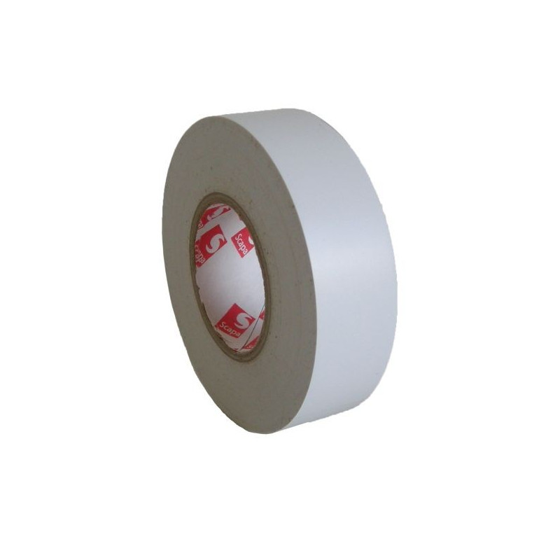 PVC. izoliacinė juosta Scapa 2701 19mm x 25m balta