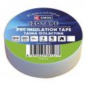 PVC. izoliacinė juosta IZOTAPE E 15mm x 10m balta