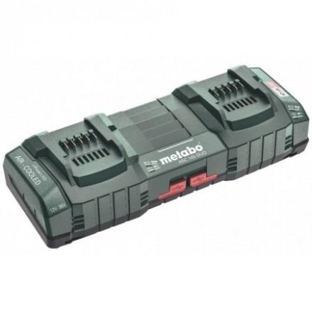 Dual port charger ASC 145 12-36 V + 2xUSB Metabo