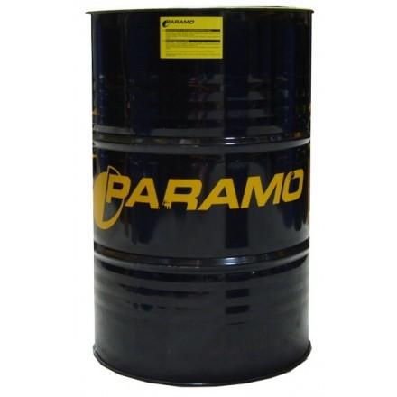 PARAMO Alyva PARAMO HM68 205L , ISO 6743/4 HM, DIN 51 502 H, DIN 51 524 část 2 HLP, Mineralinė Hidraulikai 205 l PAR HM68 205