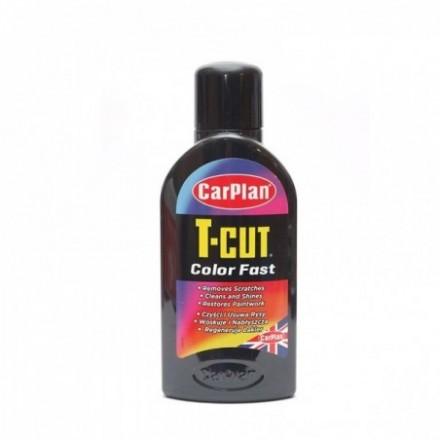 CARPLAN Polirolis Color Fast  juodas 500ml PCF102