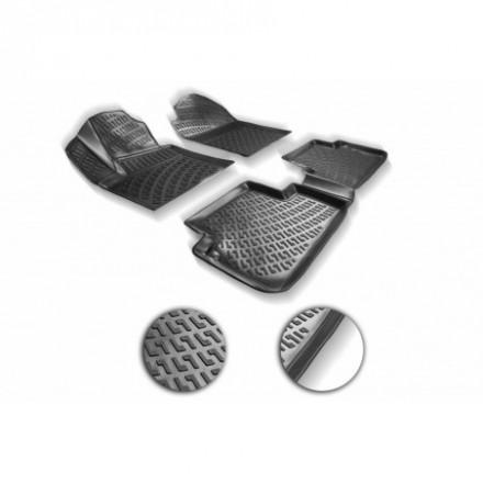 3D kilimėliai Mazda CX 3 nuo-2015