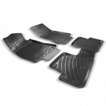 3D kilimėliai Mercedes CLA nuo 2014m.
