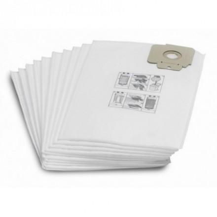 Flisiniai filtrai maišeliai CV 38/1 10vnt. Karcher