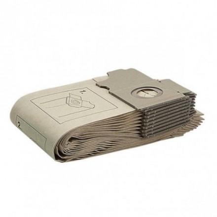 Popieriniai filtrų maišeliai CV 32 10 vnt. Karcher