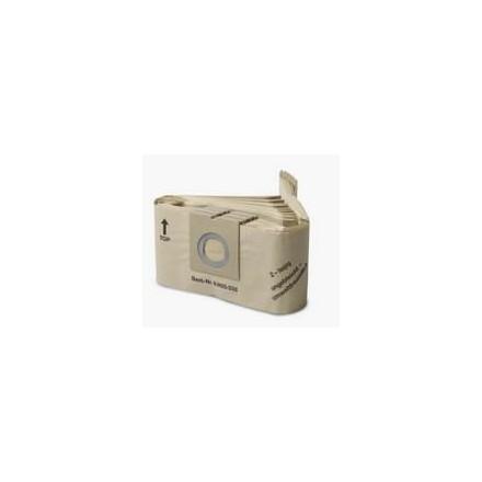 Popieriniai filtrų maišeliai T 111/151 10 vnt. Karcher
