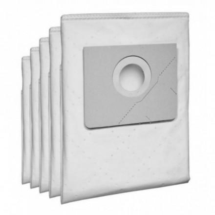 Flisiniai filtrai maišeliai NT 35/1 5vnt. Karcher