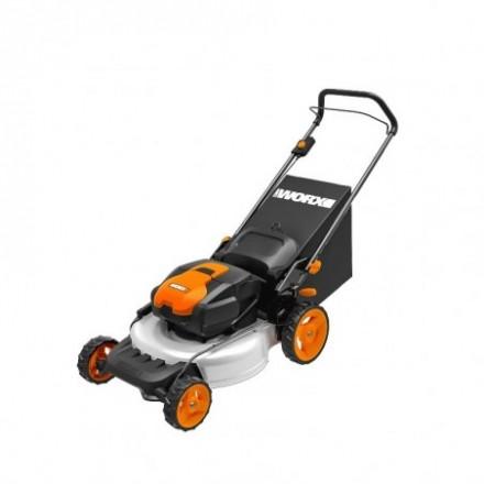 2x20V 48cm mower 2*4.0Ah WA3553 2*2A dual port charger Worx